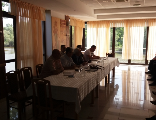 16. Седница  Супштине  ЗЕТШС одржане у Кончареву