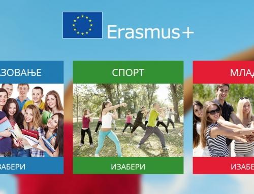 Erazmus+ програм